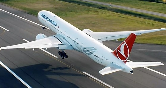 Turkish Airlines полетит из Бодрума в Киев